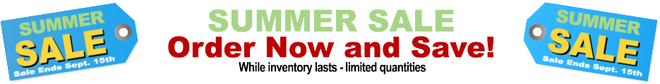 Summer Sale on Furnace Humidifiers